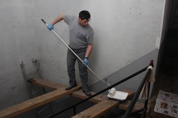 2009 cage d 39 escaliers association m moire des for Astuce peindre cage escalier